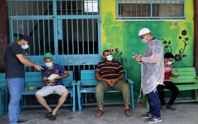 فلسطین میں کرونا وبا کی وجہ سےصحت کی صورت حال سنگین