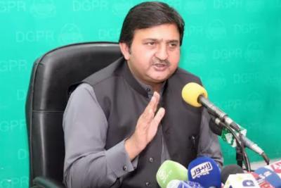شبلی فراز کاشہباز شریف کی گھڑی کی قیمت سے متعلق بیان مضحکہ خیز ہے ، ملک محمد احمد خان
