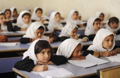 افغانستان میں طالبات کے لیے پرائمری سکول کھل گئے