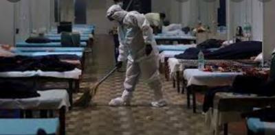 کورونا وائرس کی چوتھی لہر میں کمی ملک بھر میں 40 افراد جاں بحق