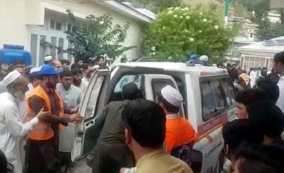 سڑک کی تعمیر کا تنازع:جرگے کے دوران فائرنگ ، 9افراد جاں بحق، 16 زخمی