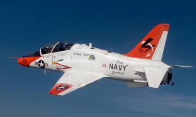 امریکی بحریہ کا لڑاکا طیارہ گر کر تباہ