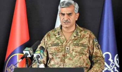 طالبان نے کئی مواقع پر دہرایا ہے پاکستان کے خلاف کسی دہشت گرد سرگرمی کے لیے افغان سرزمین استعمال کرنے کی اجازت نہیں دی جائے گی: ڈی جی آئی ایس پی آر