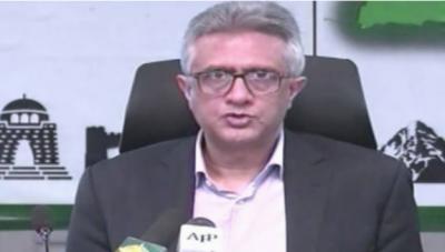 اسلام آباد میں 100 فیصد ویکسین کیلئے موبائل ویکسی نیشن ہوگی: معاون خصوصی برائے صحت ڈاکٹر فیصل سلطان
