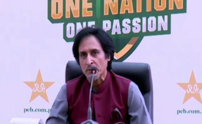 انگلینڈ کے دورہ پاکستان سے دستبرداری پر مایوسی ہوئی: رمیز راجا