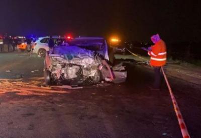 جوہانسبرگ کے میئر راہگیر کو بچانے کی کوشش میں کار حادثے میں ہلاک