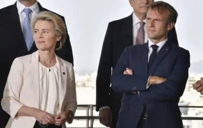 آسٹریلیا،امریکا اوربرطانیہ نے آبدوزڈیل میں فرانس سےناقابلِ قبول سلوک کیا۔ ارسلا وون ڈیرلیئن