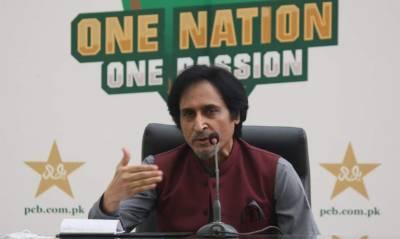 وینیو پاکستان ہی رہے گا، غیر جانبدار مقام پر نہیں جائیں گے، رمیز راجہ کا دوٹوک جواب