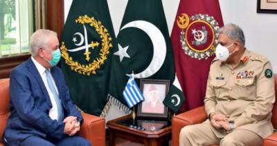 پاکستان بین الاقوامی سیاحت،کھیلوں اور کاروباری سرگرمیوں کیلئے محفوظ ہے: آرمی چیف