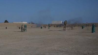 آذربائیجان میں تین بھائیوں کی کثیر الملکی فوجی مشقیں اختتام پذیر