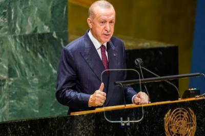 مسئلہ کشمیر کے حل کیلئے ترکی کشمیریوں کیساتھ ہے: ترک صدر طیب اردوان