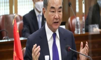 افغانستان پر عائد اقتصادی پابندیاں ختم ہونی چاہئیں : چین