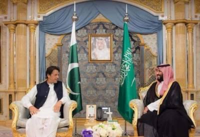 شاہ سلمان اور محمد بن سلمان کی قیادت میں سعودی عرب ترقی کرتا رہے گا، وزیراعظم عمران خان پر امید