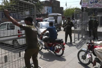 لاہور سمیت پنجاب بھر میں سمارٹ لاک ڈائون کے تحت پابندیاں ختم