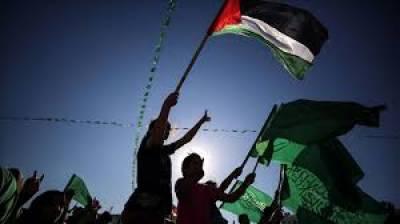 فلسطینی اتھارٹی دشمن کیساتھ بے مقصدمذاکرات کے جھانسے میں نہ آئے۔حماس