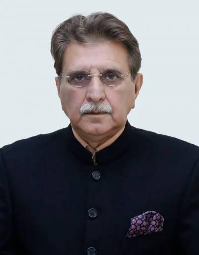 عمران خان کی حکومت 13ویں ترمیم ختم کر کے آزاد کشمیر عوام کے حقوق چھیننا چاہتی ہے، راجہ فاروق حیدر