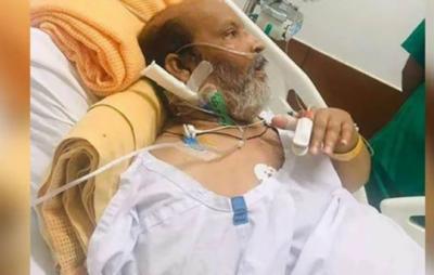 عمر شریف کیلئے ایئر ایمبولینس کو پاکستان آنے کی اجازت مل گئی