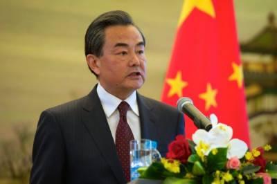 چین نےانڈیااورجاپان کا موقف مسترد کر دیا