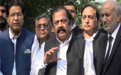 سیاسی جماعتوں کو حکومت کے خلاف میدان میں آنا چاہئے۔ رانا ثناء اللہ