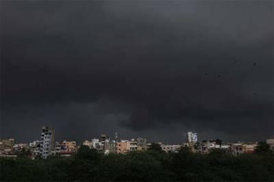 محکمہ موسمیات کی آج زیریں سندھ میں بارش کی پیشگوئی