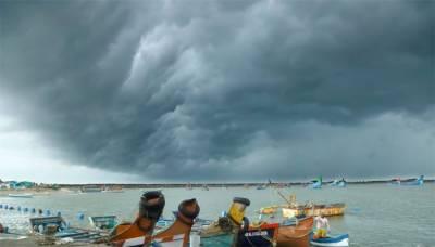 خلیجِ بنگال میں طوفان 'گلاب' سے کراچی میں بارش کا امکان