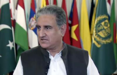 عالمی برادری اب پاکستان کے نکتہ نظر کو بہتر طریقے سے سمجھ رہی ہے:وزیر خارجہ شاہ محمود قریشی
