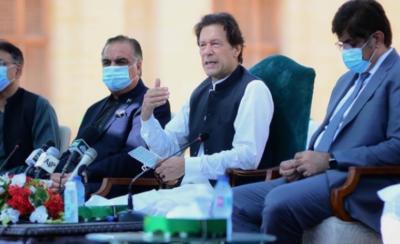 وزیراعظم عمران خان کل کراچی جائیں گے، کے سی آر منصوبے کا سنگ بنیاد رکھیں گے
