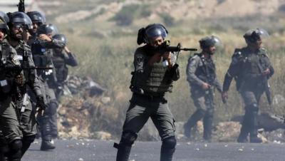 قابض اسرائیلی فوج کی ریاستی دہشت گردی میں 5 فلسطینی نوجوان شہید