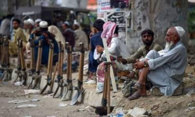 پاکستان میں بے روز گاری کی شرح بڑھ گئی، خواتین زیادہ متاثر
