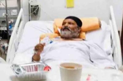 کراچی :عمرشریف کی امریکا منتقلی، ایئر ایمبولینس کراچی ایئرپورٹ پر لینڈ کرگئی