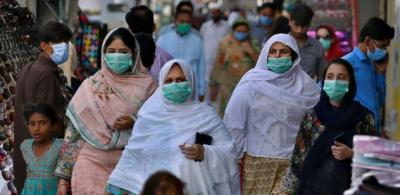 کرونا وائرس: 24 گھنٹے میں 1 ہزار سے زائد نئے کیسز رپورٹ