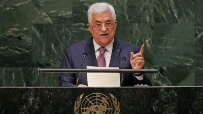 محمود عباس کا جنرل اسمبلی کے اجلاس سے خطاب مایوس کن ہے۔حماس