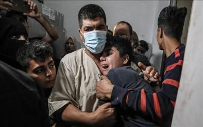 عالمی برادری فلسطینیوں کا وحشیانہ قتل عام بند کرائے ۔ اردنی پارلیمنٹ