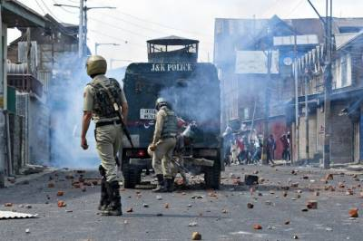 مقبوضہ کشمیر:قابض بھارتی فوج نے ایک اور کشمیری نوجوان کو شہید کردیا۔
