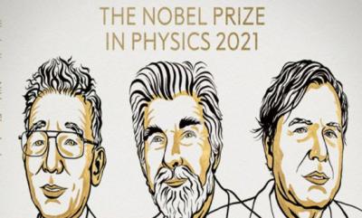 فزکس کا نوبل انعام جاپانی، جرمن اور اطالوی سائنس دانوں کے نام