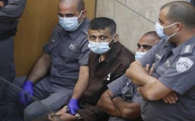 فلسطینی قیدی نے بھوک ہڑتال شروع کردی