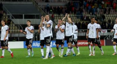 جرمنی نے فٹبال ورلڈ کپ کیلئے کوالیفائی کرلیا