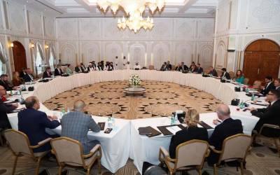 طالبان اور یورپی یونین کے نمائندوں کی پہلی غیر رسمی ملاقات