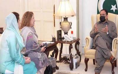 نئے پاکستان میں خواتین کو عزت و احترام، ترقی، خود مختاری اور تحفظ دیں گے۔وزیراعلیٰ پنجاب