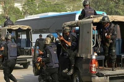 پاکپتن:سی ٹی ڈی کی کارروائی، 3 دہشت گرد ہلاک,اسلحہ اوردستی بم برآمد