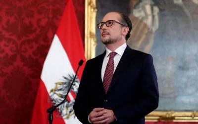 آسٹریا کے نئے چانسلر نے حلف اٹھا لیا