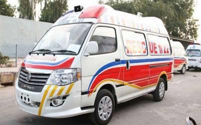 باراتیوں کی گاڑی کو خوفناک حادثہ ،دولہاسمیت4افراد جاں بحق