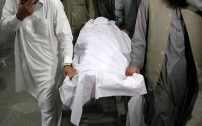 گھریلو تنازعہ پر فائرنگ,3افراد قتل