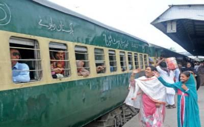 پاکستان ریلوے کا ماروی پسنجر، ثمن سرکار ایکسپریس جمعہ سے چلانے کا فیصلہ