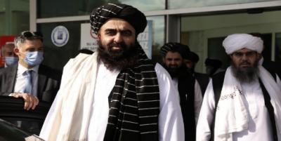 افغان طالبان کا اعلیٰ سطح کاوفد مذاکرات کیلئے انقرہ پہنچ گیا