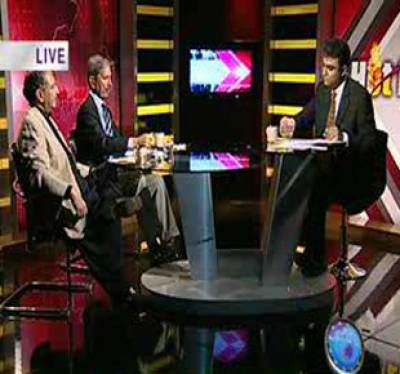 Hotline (Pak America Tension) 26 September 2011