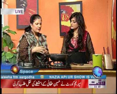 Salam Pakistan 19 December 2011