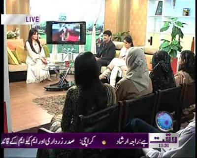 Salam Pakistan 20 December 2011