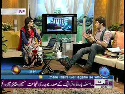 Salam Pakistan 11 January 2012