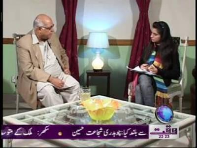 Gustakhi Muaf(Mir Hasil Khan Bazenjo) 22 January 2012